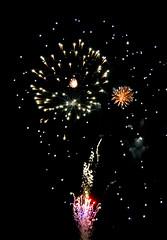 Fireworks burst 14
