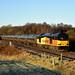 60096 6E32 Preston Docks-Lindsey, Pleasington 30.11.2017