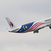 Malaysia Airlines Airbus A350-941 cn 165 F-WZHE // 9M-MAC