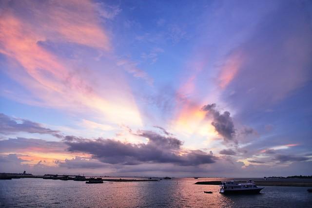 Maldives Sunset Hulhumale