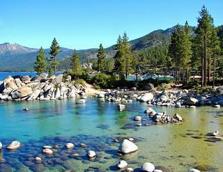 Sand Harbor, Lake Tahoe, 9-10
