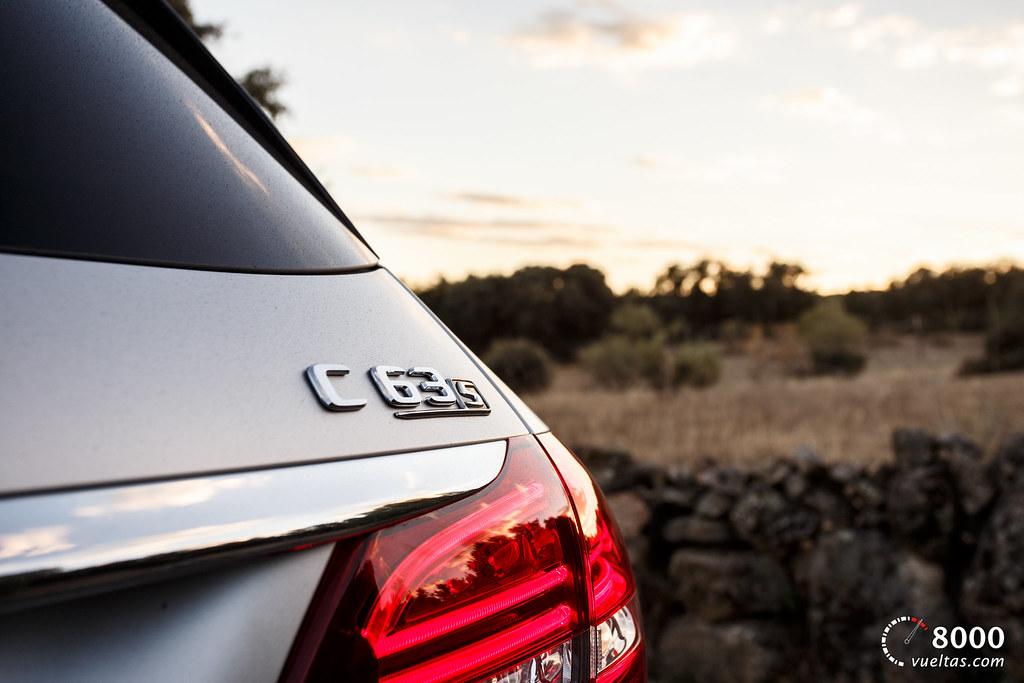 Mercedes C63 AMG S - 8000vueltas-45