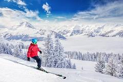 Luxusní dovolená v Alpách