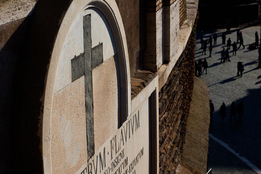 rooma colosseum forum romanum-1562