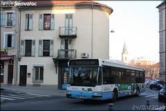 Renault Agora Line - Communauté d'Agglomération du Gapençais / Linéa n°16 - Photo of Gap