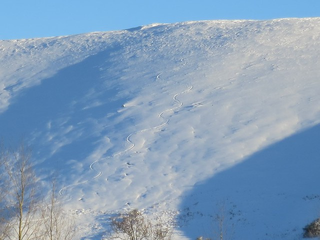 The Lawley is always a good bet for Shropshire Skiing.