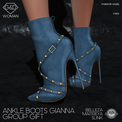 G&D Ankle Boots Gianna Group Gift