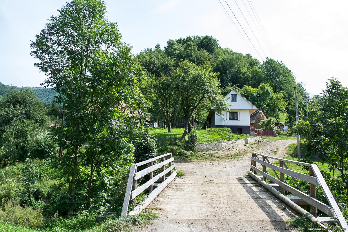 Верховина-Быстра Великоберезнянский район