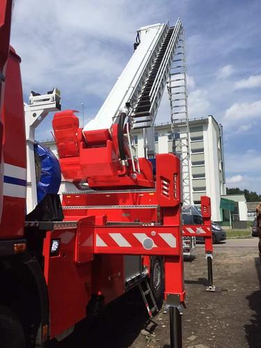 Пожежна драбина 2