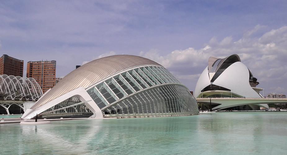 3 dagen in Valencia: Ciudad de las artes y de las ciencias | Mooistestedentrips.nl