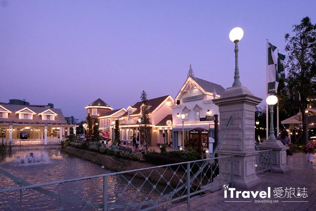 曼谷景点餐厅 巧克力村餐厅Chocolate Ville (29)