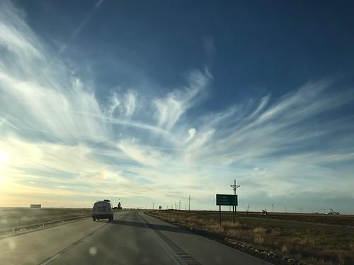 Texas nice sky