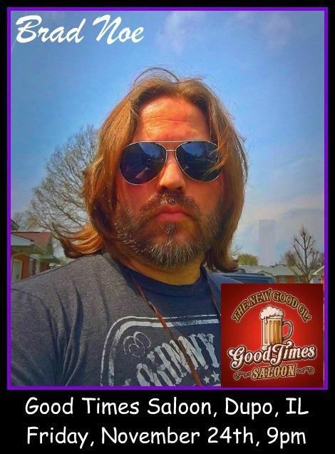 Brad Noe 11-24-17