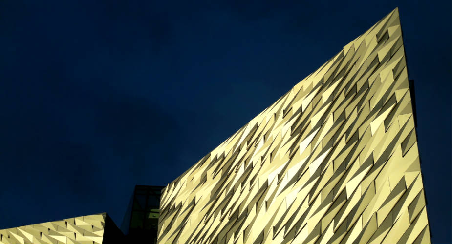 Vkakbij Titanic Hotel Belfast: Titanic Belfast | Mooistestedentrips.nl