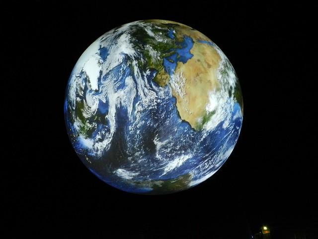 Unsere schöne  Erde