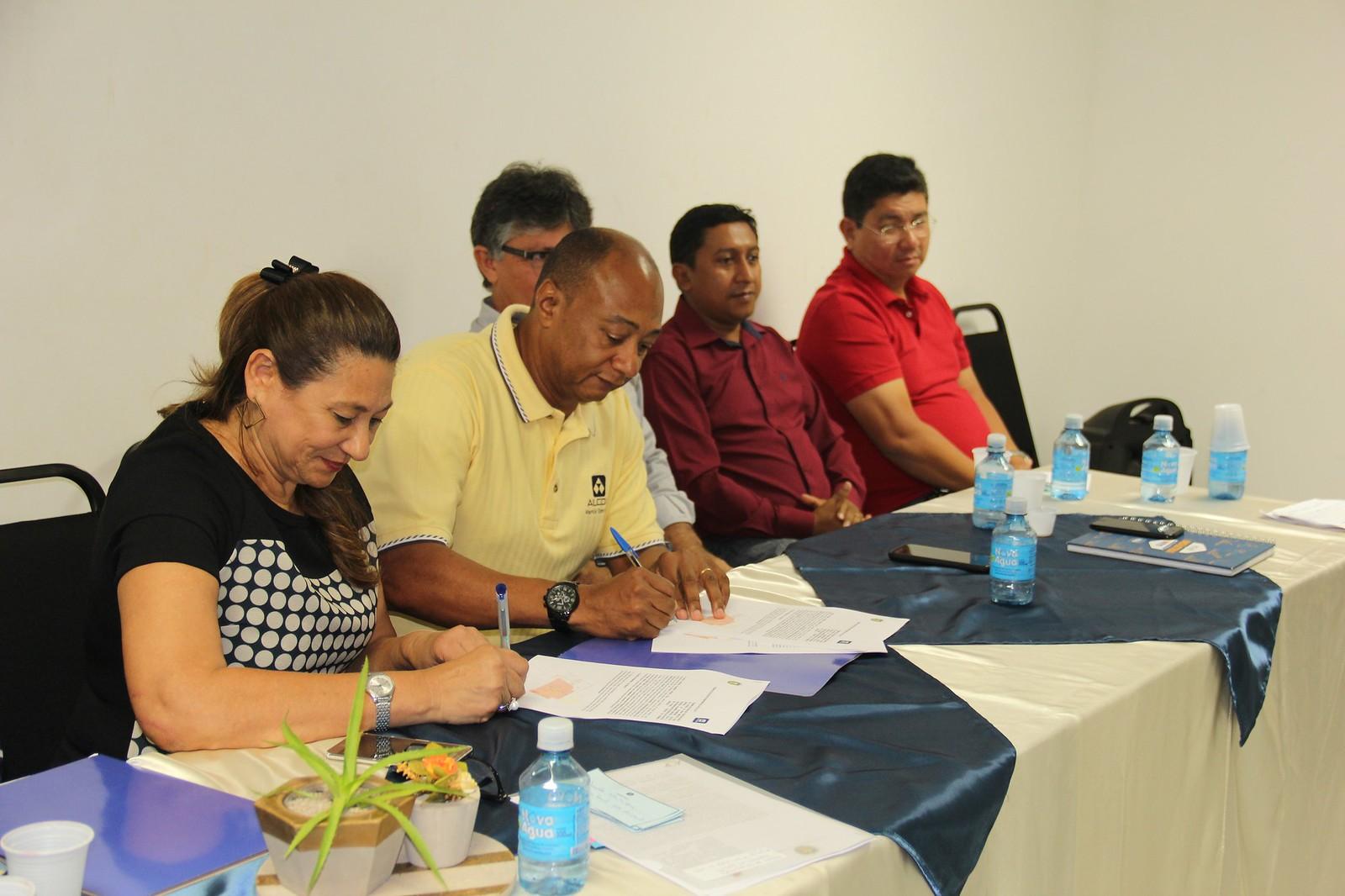 Alcoa faz doação de terrenos em Juruti para a Ufopa no valor de R$ 2,5 milhões, Doação de terreno à Ufopa3