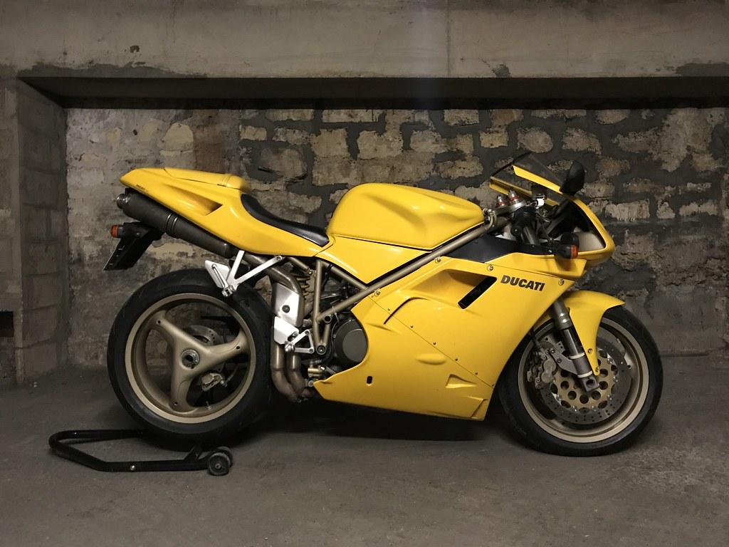 Ducati 748 Vincent Flickr