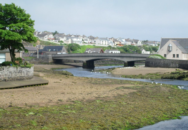 Bridge Near Harbour, Wick
