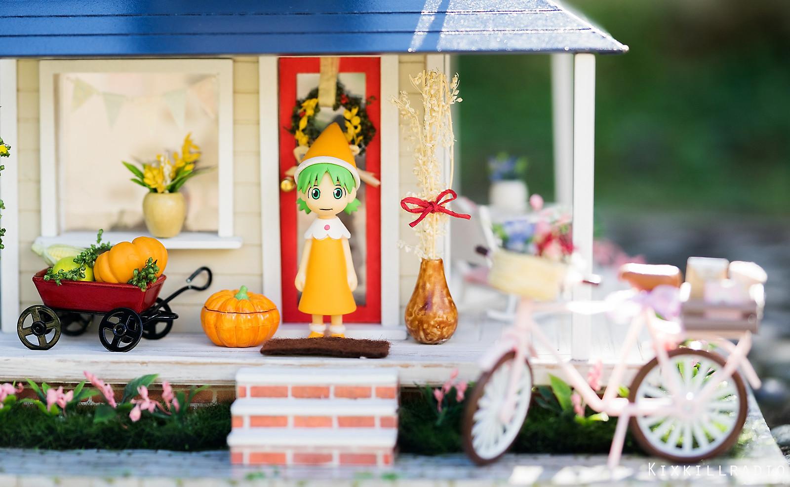 Yotsuba Halloween