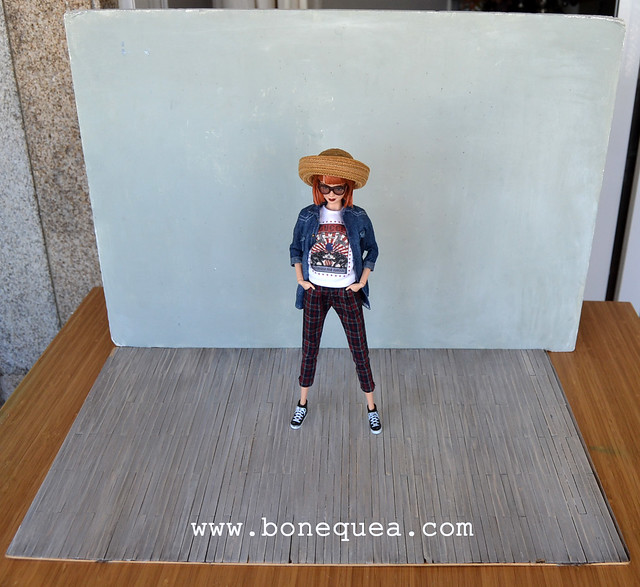 Tutorial de paredes para dioramas: behind the scenes