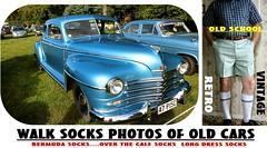 Walk socks And Old Cars  vol 7