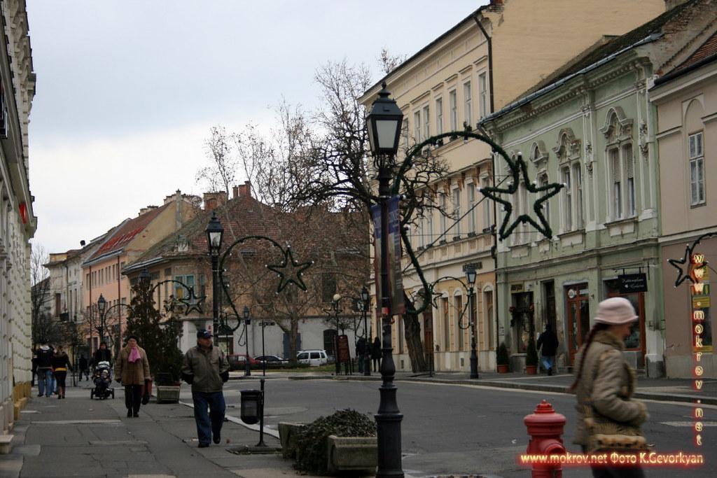 Секешфехервар — город в Венгрии фотографии