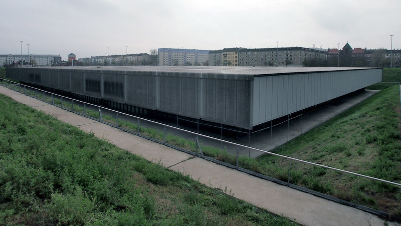Velodrome and Olympic Swimming Pool