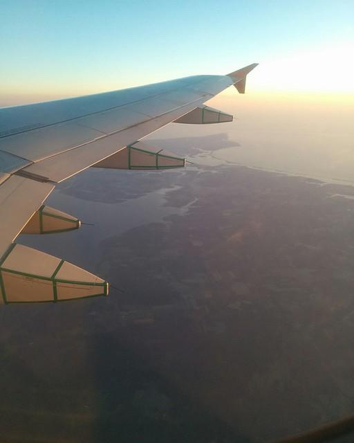 Prince Edward Island from the air (7) #pei #princeedwardisland #aerial #airplane #latergram
