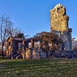 Garret Rock Observation tower