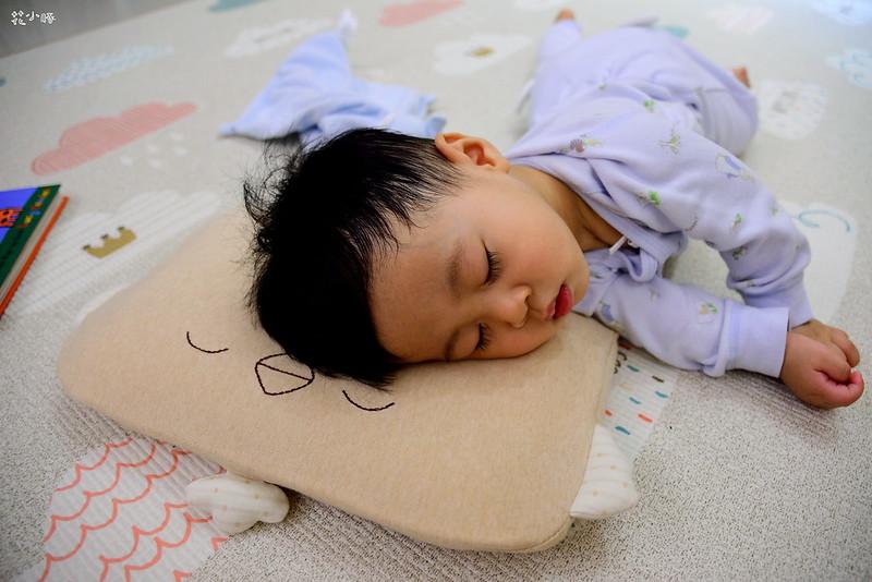 頭型枕mimos頭型枕cani嬰兒顧頭型枕頭防扁頭嬰兒枕cani枕頭cani air wave枕頭價格 (13)