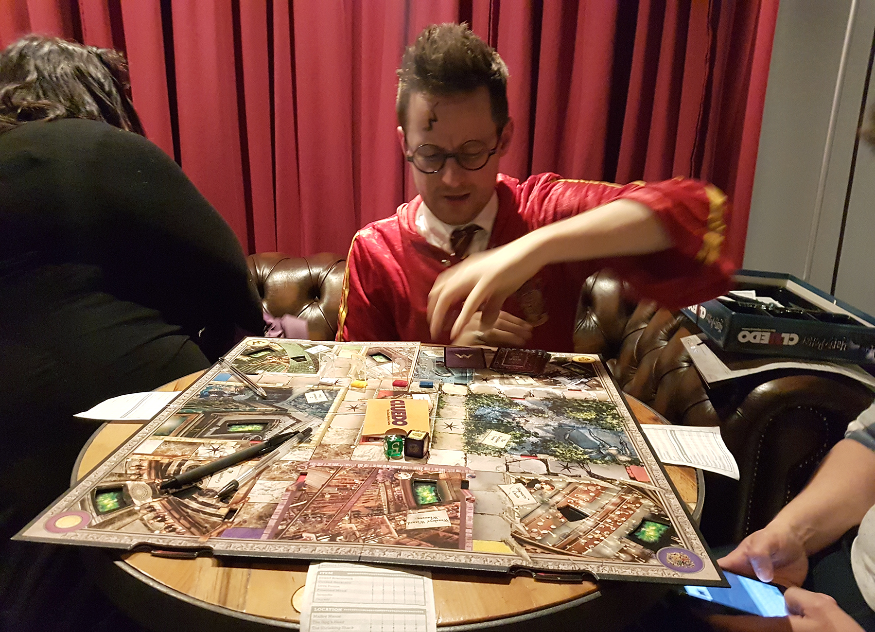 Harry Potter Games Night With Paladone
