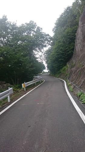 十七日目、大前須坂線はゲロしんどい