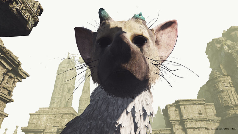 The Last Guardian PlayStation VR Demo