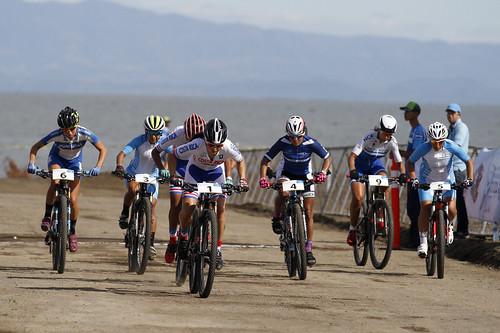 Cross Country le da las primeras preseas al ciclismo en Managua 2017