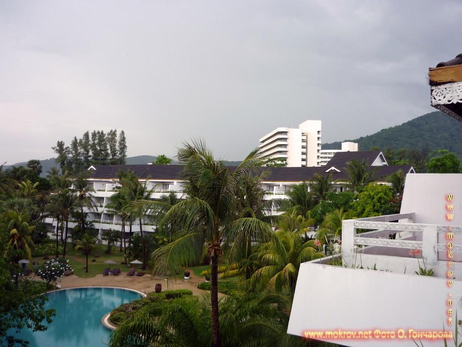 Палм - пляж в Таиланде фото достопримечательностей