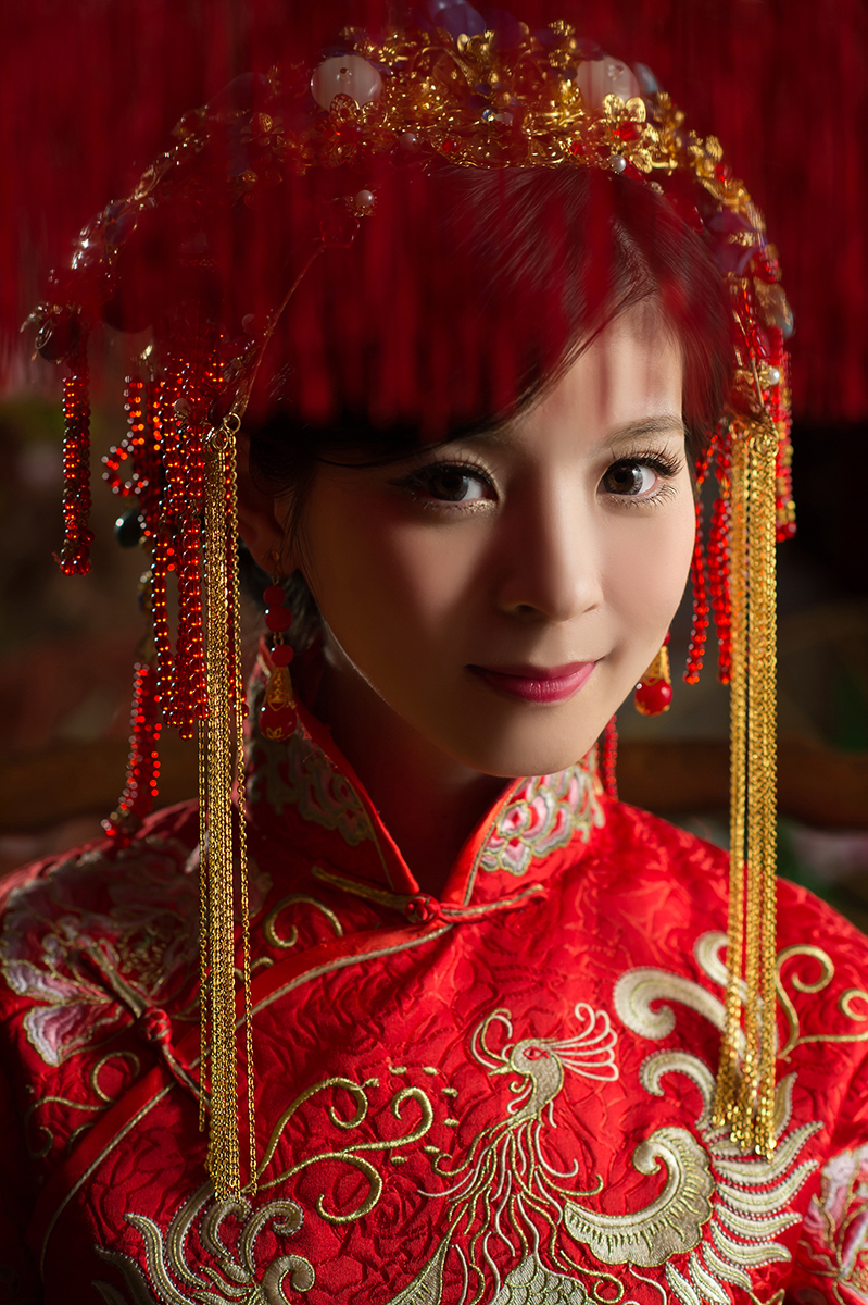 婚紗攝影,婚紗照,台中華納婚紗推薦,中國風