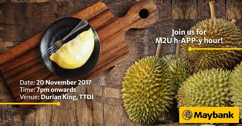 maybank durian ttdi