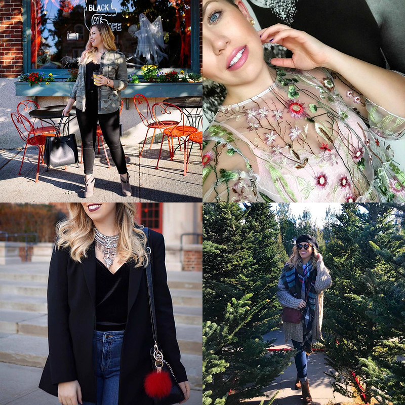 Fall November Fashion Ideas Jackie Giardina Living After Midnite