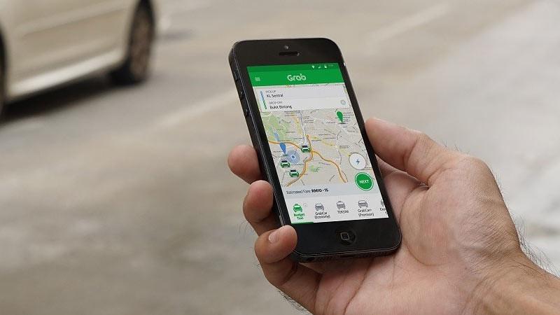 Ilustrasi: Grab. Taksi online