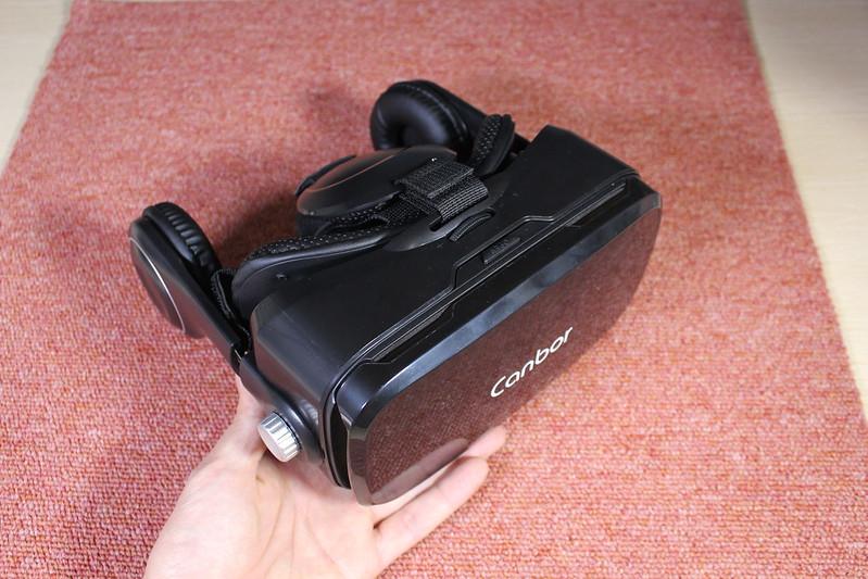 Canbor VR ゴーグル 開封レビュー (8)