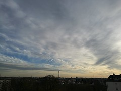 Himmel über Nürnberg - The sky over Nuremberg