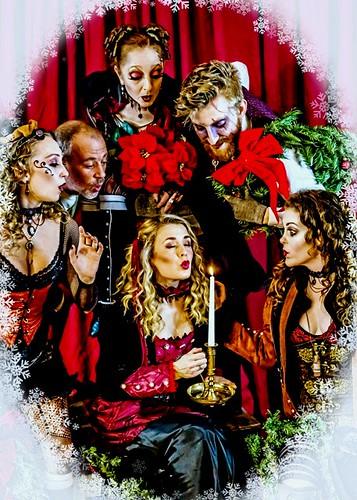 """PHANTASMAGORIA'S """"A Christmas Carol, a Ghost Story"""""""