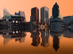 Floating City The Hague