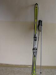 Prodej sjezdových lyží, holí  + botů ALPINA - titulní fotka