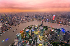 The Tallest View in Shanghai