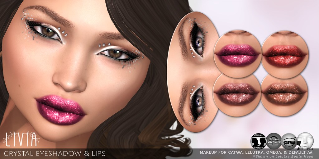 LIVIA // Crystal Beauty Set [TWE12VE December Exclusive]