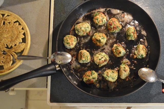 Cleo's meatballs
