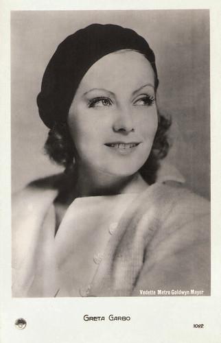 Greta Garbo in The Kiss (1929)