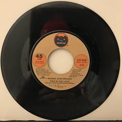 NORMA JEAN WRIGHT:SATURDAY(RECORD SIDE-B)