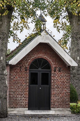Hasselt, kapel Rapertingenstraat